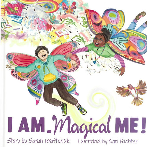 I Am. Magical Me!