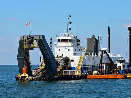 $212,000 Goes to Waste on Dredge That's Never Used