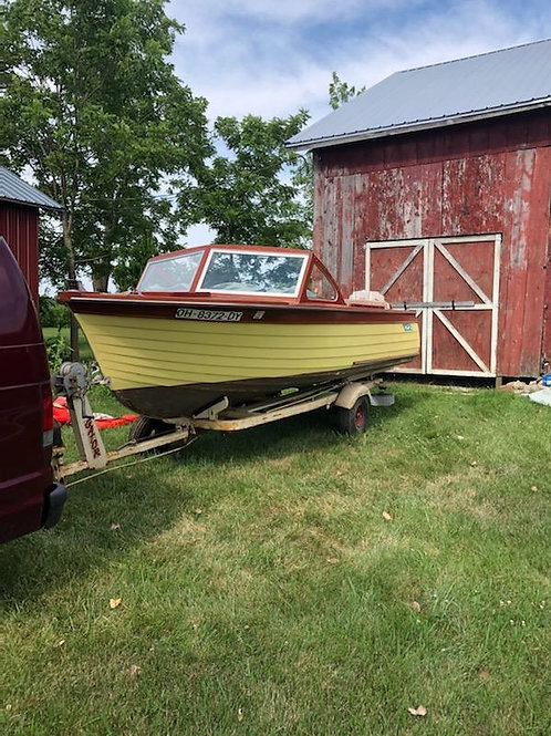 1961 Thompson Sea Lancer
