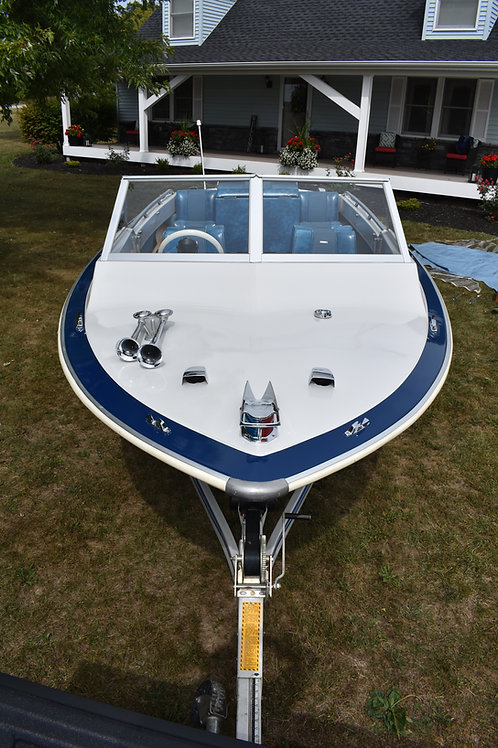 1968 Larson Volero 177