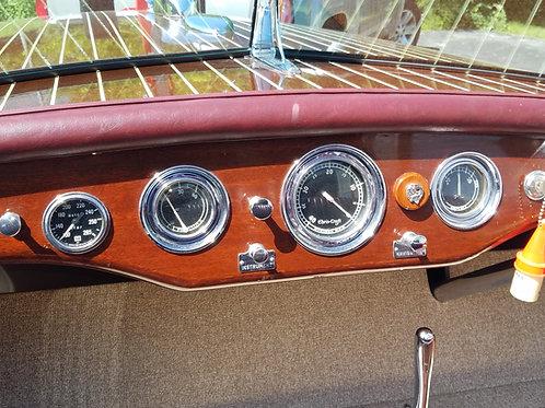 "1949 19"" Chris Craft Racing Runabout priced at $47,900"