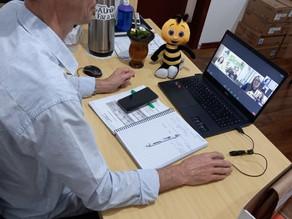 Secretário de Educação participa de reunião do PUFV