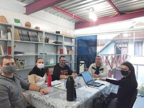 Fundação Cultural realiza reunião para construção do Plano Museológico da Casa da Memória