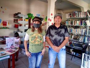 Nova colaboradora assume a Biblioteca Pública Municipal de São Carlos