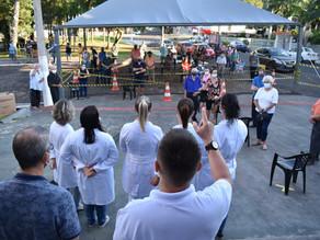São Carlos teve campanha intensiva de vacinação
