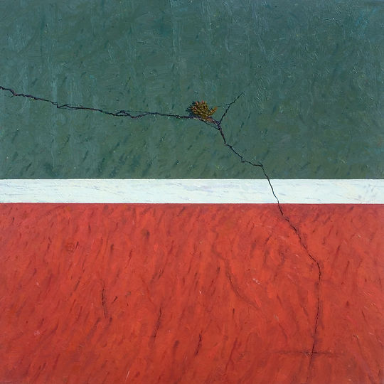 Best abstract paintings by Miguel Saludes, contemporary latin american painter