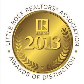 Little Rock Realtors Association 2013 Gold Award