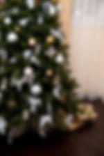 новый год, рождество, новогодняя елка, елочные игрушки, золото, серебро, декор, Ольга Морозова