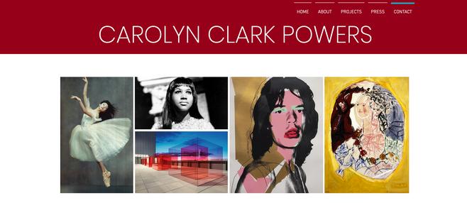 Brand Identity | Carolyn Clark Powers