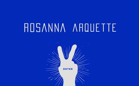 Brand Identity | Rosanna Arquette
