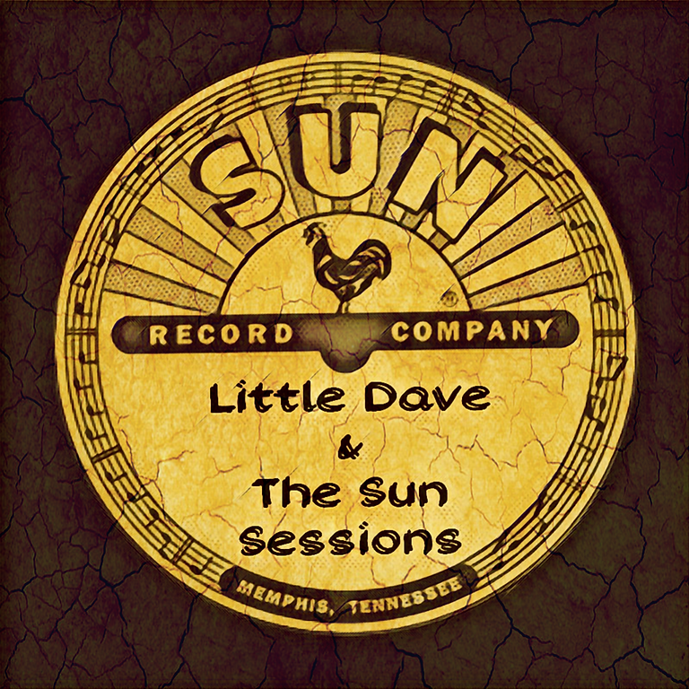 Little Dave & The Sun Sessions - Oakleigh Lodge Rock n Roll Club