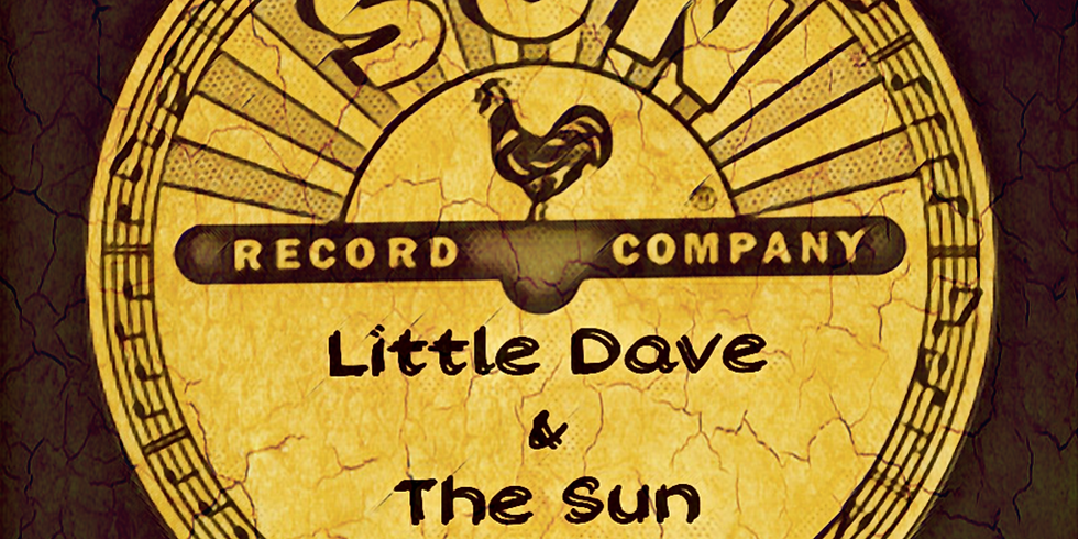 Little Dave & The Sun Sessions - Rockin' by The Sea