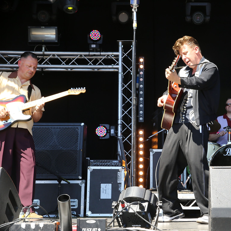 Little Dave & The Sun Sessions - BARNSTABLE ROCK n ROLL WEEKENDER