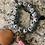 Thumbnail: Cheetah/ 2 colors wooden wristlets