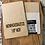 "Thumbnail: 1/8""  MDF sheets box (glowforge) shipping included(non shinning)"
