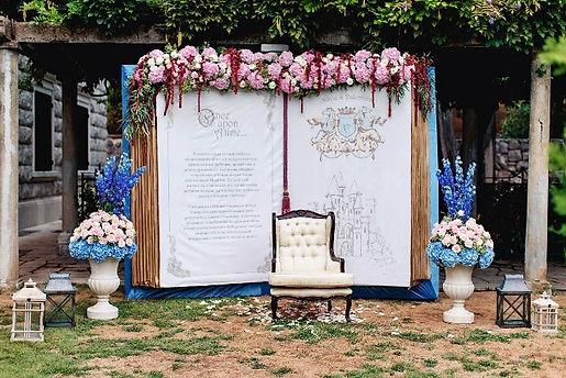 гигантская книга свадебный декор томск.j