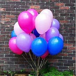 купить воздушные гелевые шары с доставко