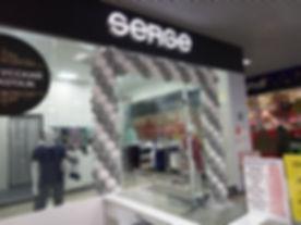 арка из шаров открытие магазина томск.jp