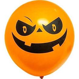 воздушный шар на хэллоуин