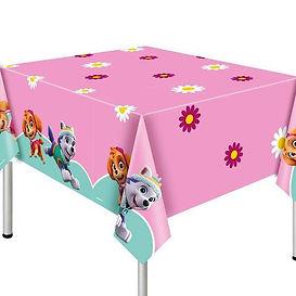 250, Скатерть Щенячий Патруль (дизайн для девочек), 120х180 см..jpg