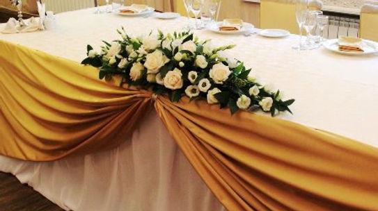 Цветы на свадьбу. Флористика на свадьбу.