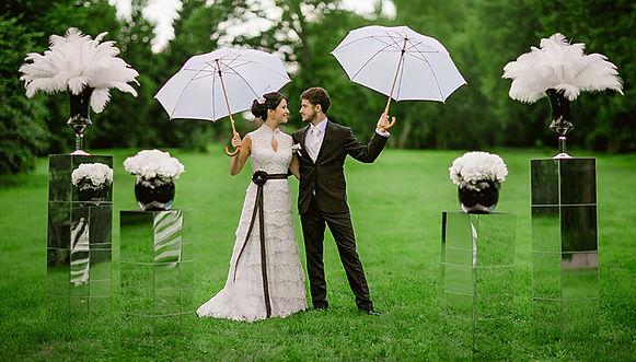 Оформление свадьбы томск