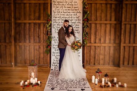 Выездная регистрация. Томск свадьба на природе