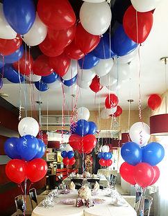 Доставка гелевых шаров в Томске