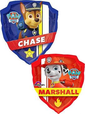 Щ26,275, Фигура, Щенячий патруль Чейз и Маршал ,85х80см.jpg