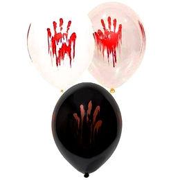 шары на хелоуин
