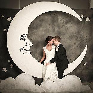 свадебная зона фото луна месяц в томске