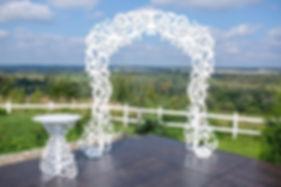 зал оформление свадьба оформление в томске