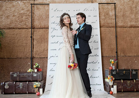 Красивая свадьба томск