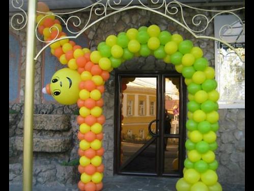 Офорление выпускного в детском саду томск