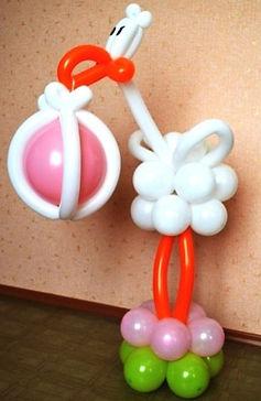 фигуры из воздшных шаров
