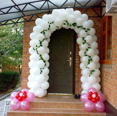 свадебная арка из шаров томск.jpg