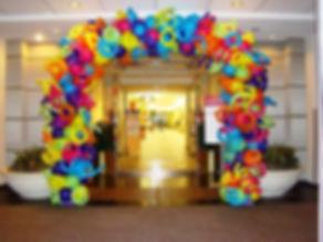 оформление шарами в детский сад заказать
