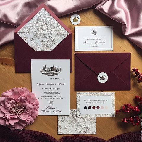 свадебные приглашения томск новосибирск