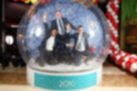фотозона на новогодний корпаротив томск.