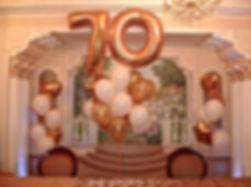 юбилей 70 лет в томске