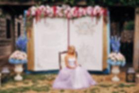 свадебный зал оформление в томске