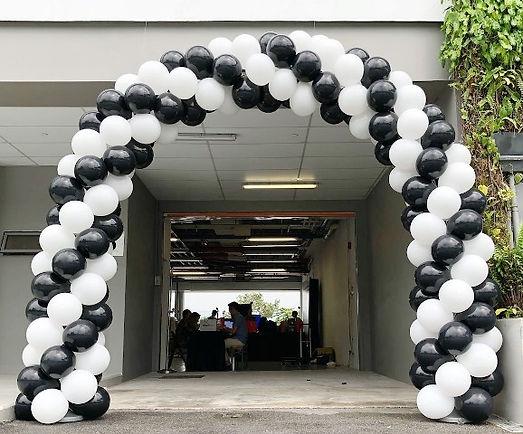 арка из воздушных шаров томск заказать к