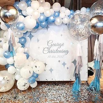 Воздушные шары. Свадьба. Томск