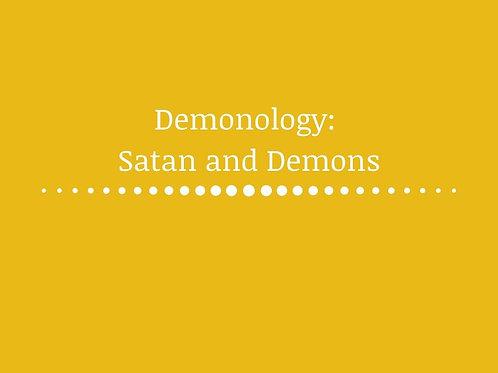 Demonology: Satan and Demons
