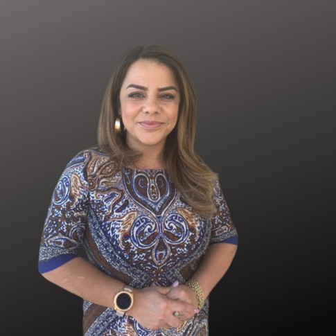 Pastor Sonia Welsh