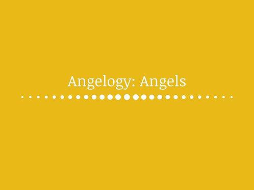 Angelogy: Angels