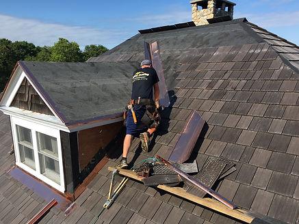Davinci shake roof