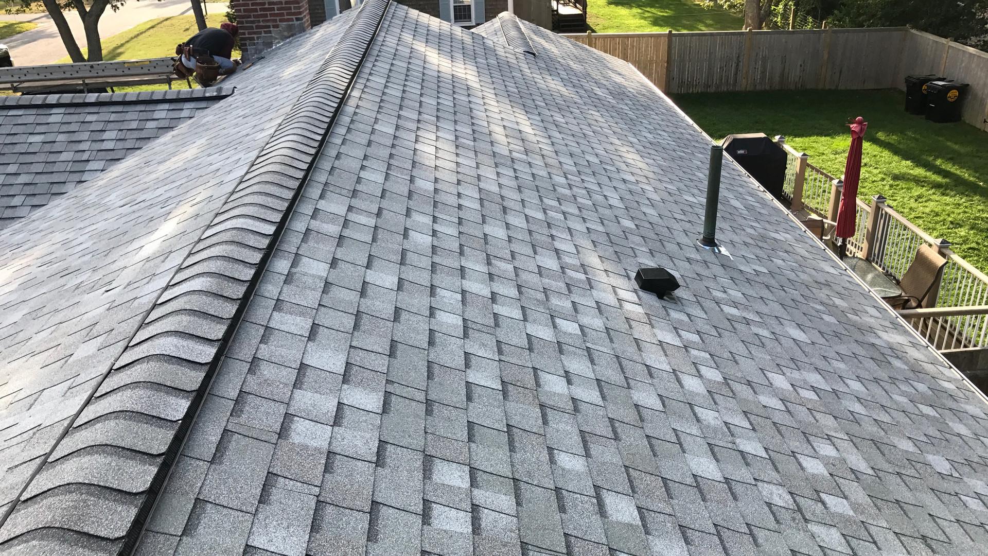 """Birchwood"" Roof"
