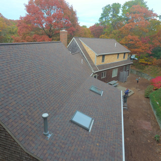 """""""Heather Blend"""" Roof in Yarmouth Port"""