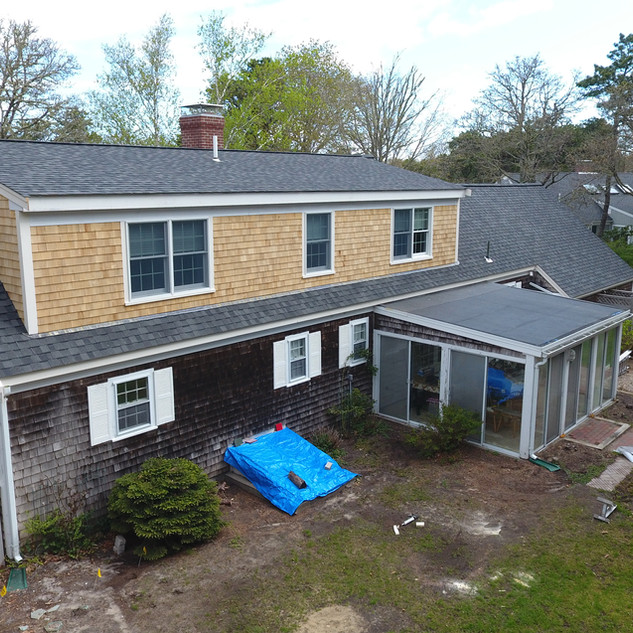 New Roof and Siding